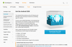 Android SDK  Android Developers01
