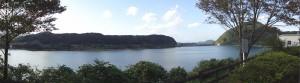 七ツ森ダム湖(スイングモード)