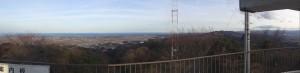 四方山展望台から太平洋-相馬方面(スイングモード)