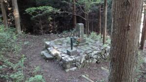 小原縫殿助のお墓